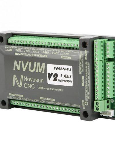 MACH3 USB Card 5 Axis NVUM V2 – CNC Controller 5-Axis (Mach3)
