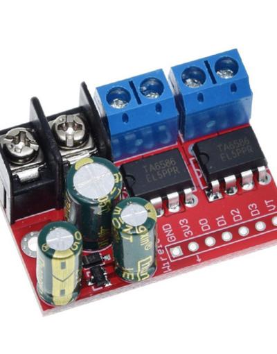 ZK-5AD 5A Dual DC Motor Drive Module