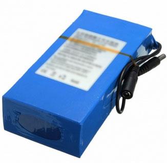 Rechargeable Li-ion Battery (12V , 15000mAh)