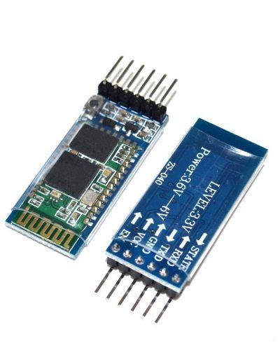 Bluetooth Module HC-05 (6pin + Button)