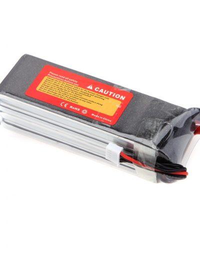 LiPo Rechargeable Battery (11.4V , 5500mAh , 30C)