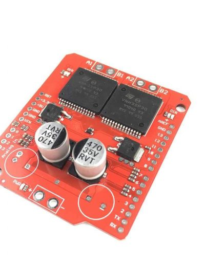 Dual Monster Motor Shield VNH2SP30a