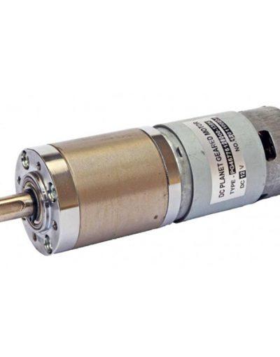 DC Planetary Geared Motor