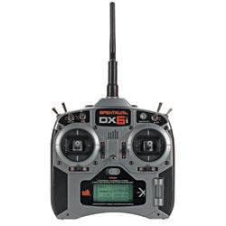 DX6i 6-Channel DSMX Transmitter