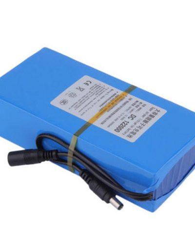 Battery DC 12V 20000mah Super Rechargeable